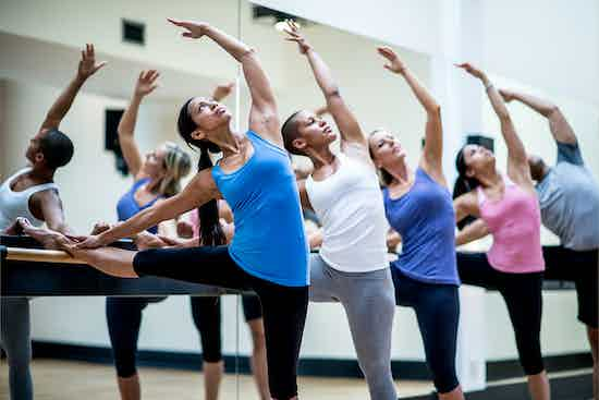 Find barre classes near you