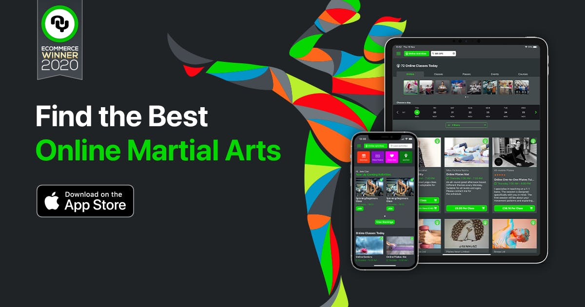 Why our new app is great for you and your Martial Arts practice